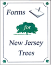 Forms for New Jersey Trees