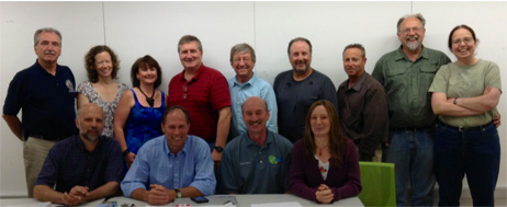 NJSTF Board of Directors and Officers 2013